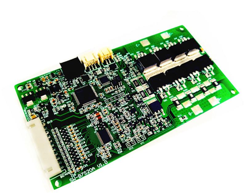 7串20A锂电智能保护板