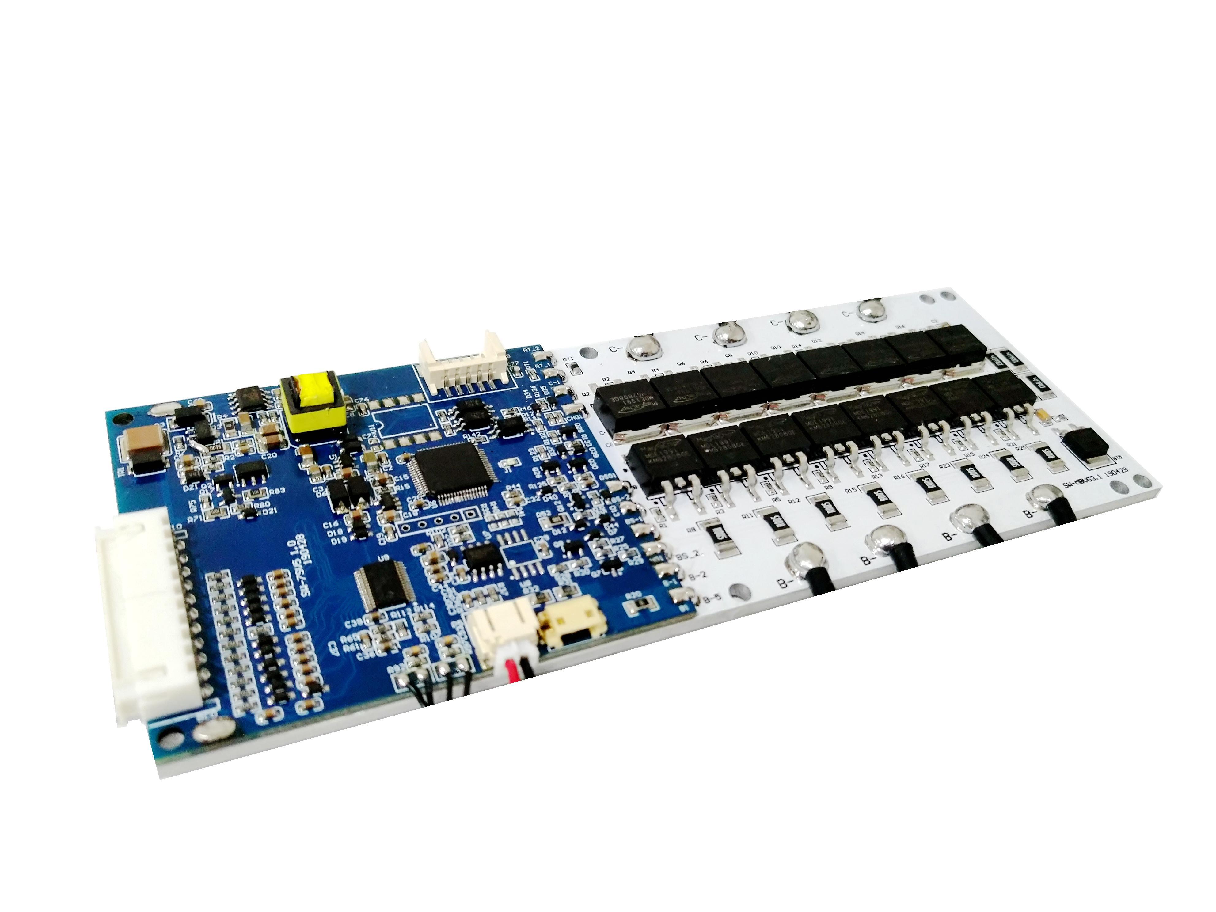 8串60A智能保护板