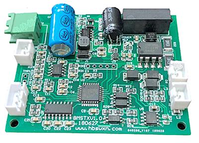 锂电采集通讯保护板